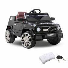 RIGO RCAR-AMG50-BK 12V Kids Electric Ride on Car