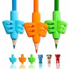 Pencil Grips for Kids Handwriting, Writing Aid Grip School Supplies 6 Pcs