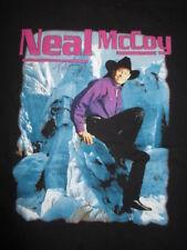 """Neal McCoy Autographed Concert Tour (Xl) T-Shirt """"To Nancy"""""""