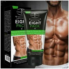Eight Pack For Men Stronger Muscle Cream Waist Torso Smooth Lines Press Fitness