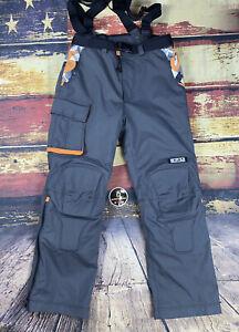 Adult Ski-Doo BRP Snowmobile Pants Camo P/S Padded Insulated Bib Overalls S/M