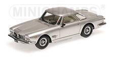 MINICHAMPS 437123324 - MASERATI 5000 GT ALLEMANO - 1959-1964 - SILVER  1/43