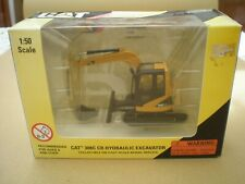 NORSCOT MODEL 55129 CAT 308C CR HYDRAULIC EXCAVATOR  1.50 SCALE COLLECTABLE