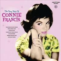 FRANCIS, CONNIE - THE VERY BEST OF CONNIE FRANCIS NEW VINYL
