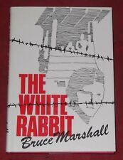 THE WHITE RABBIT ~ Bruce Marshall ~ HARDCOVER D/J