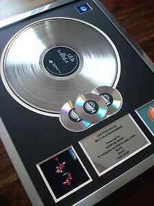 Depeche MODE VIOLATOR MULTI PLATINUM DISC LP RECORD AWARD ALBUM