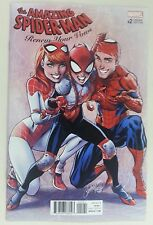 Amazing Spider-Man Renew Your Vows #2 1:25 Campbell variant Marvel