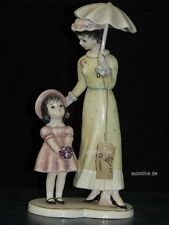 "+*A012492_02 Goebel  Archivmuster Huldah Figurine Hul705 ""Michele&Madelaine""TMK3"