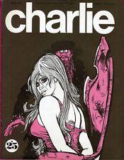 """CHARLIE N°25 / février 1971"" PICHARD et WOLINSKI : PAULETTE"