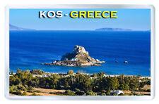 KOS GREECE FRIDGE MAGNET SOUVENIR IMAN NEVERA