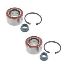 Pair Set of 2 Rear FAG Wheel Bearings for BMW E36 318i 318is E46 325i 328i 328is