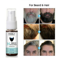 Nourish Beard Hair Spray Beard Dye Cream Fast Dye From White to Natural Color