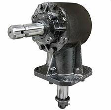 Rc 30 40hp Rotary Cutter Gearbox 1 38 6 Spline 1147 Ratio 12 Spline Output