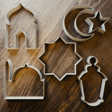 Eid Cookie Cutter Collection - Ramadan - Muslim - Islam Cookie Cutters