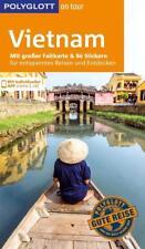 POLYGLOTT on tour Reiseführer Vietnam von Franz-Josef Krücker und Martin H. Petrich (2017, Taschenbuch)