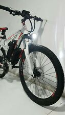 Pedalease electric bike 48v 1000w full suspension Lithium🔋  LCD