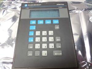 Allen Bradley DTAM Plus 2707-V40P2DX Series C Rev A Operator Interface NOS
