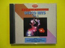 Disco Hits Vol. 6 by Various Sister Sledge Foxy Taste of Honey Bob McGilpin CD