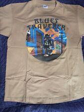 "Blues Traveler ""Live Blues"" 1996 T-Shirt XL Vintage Original Backstage"
