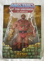 Mattel Masters of the Universe Classics Jistu Collectable Figure - Y3186