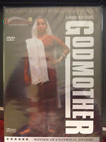 Godmother, DVD, Bollywood Ent, Hindu Language, English Subtitles, New