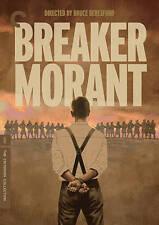 Breaker Morant (DVD, 2015, 2-Disc Set, Criterion Collection)