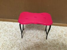 Barbie Doll Ever After High House Foldable Table Dining Room Furniture