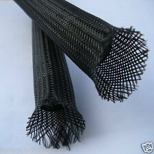 3mm Nylon Braided Sleeve (Great way to reinforce and organize wires) Mesh Guard