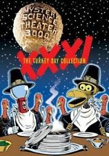 Mystery Science Theater 3000 XXXI - The Turkey Day Collectio Region 1 DVD