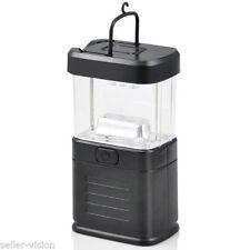 Éclairages, lampes et lanternes de camping et randonnée noir en plastique