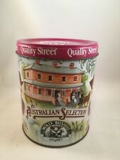 Vintage Mackintosh's Quality Street 1985 Collector Calendar Australian Selection