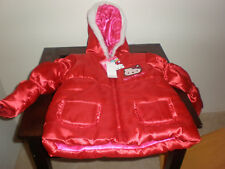 GIRL'S 3T HELLO KITTY JACKET NEW WITH TAGS
