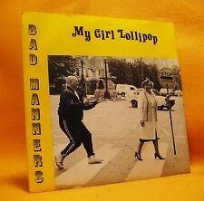 "7"" Single Vinyl 45 Bad Manners My Girl Lollipop 2TR 1982 (MINT) Ska Rock"