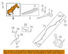 SUBARU OEM 05-09 Legacy Wiper-Rear Window Motor 86510AG15B