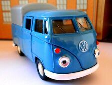 VW CAMPER STYLE CREW CAB T1 PICK UP toy Car MODEL Dad Boy BIRTHDAY PRESENT NEW!!