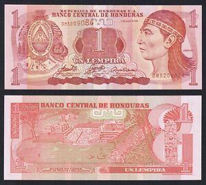 Honduras 1 lempira 2006 FDS/UNC  C-08