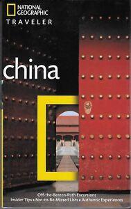 National Geographic Traveler: China, 3rd Ed., Harper, Damian, Like New!
