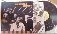 Duran Duran* Liberty .mexican promo 12 .vg+EMI