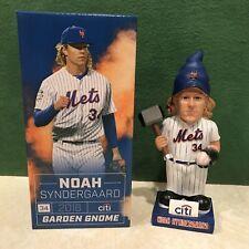 Noah Syndergaard New York Mets Garden Gnome Figurine SGA 4/30/2016 Thor