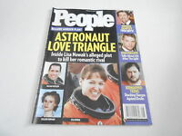 FEB 19 2007 PEOPLE magazine (NO LABEL) UNREAD - ASTRONAUT LOVE TRIANGLE