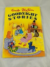 Enid Blyton Goodnight Stories Book 1987