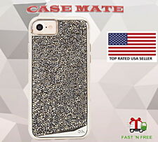 Authentic Case Mate Brilliance Tough Case Cover Champagne iPhone 8 & iPhone 7