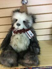 2019 Charlie Bear Gigglewick Plush Bear