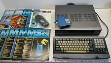 Philips NMS 8250 MSX 2 with 256 KB ram (!!!) disks, magazines,scart cable. MSX2