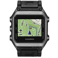 Garmin epix Multisport Smart Watch GPS mappe TOPO dell'Europa-Nero