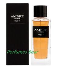 AMBRE NOIR * Adnan B. 3.4 oz / 100 ml EDT Men Cologne Spray