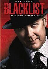 Blacklist Complete Season Two Region 1 DVD Series 2