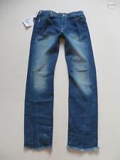 Levi's Damen-Jeans im Gerades Bein-Stil aus Denim mit Mittel