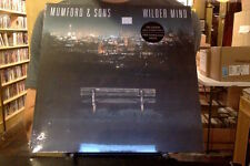 Mumford and Sons Wilder Mind LP sealed 180 gm vinyl + download
