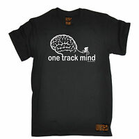One Track Mind Cycling MENS RLTW T-SHIRT cycle cycling bicycle birthday gift
